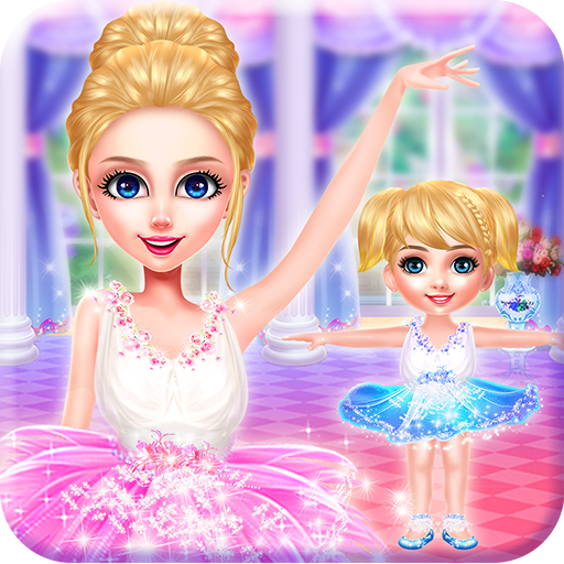 Ballerina Dance Ballet Dancer : Ballerina is a flexible ballet dancer getting ready for famous dancing company