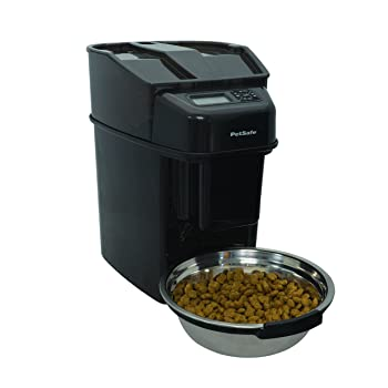 best automatic cat feeder for dry food