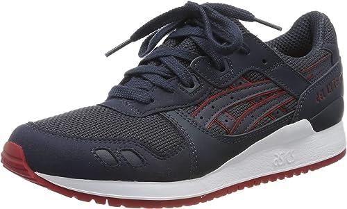 ASICS Men's Gel-Lyte Iii Hn6a3-5050 Low-Top Sneakers