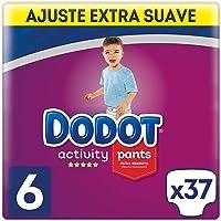 Dodot Activity - Pants Pañal-Braguita Talla 6, Fácil