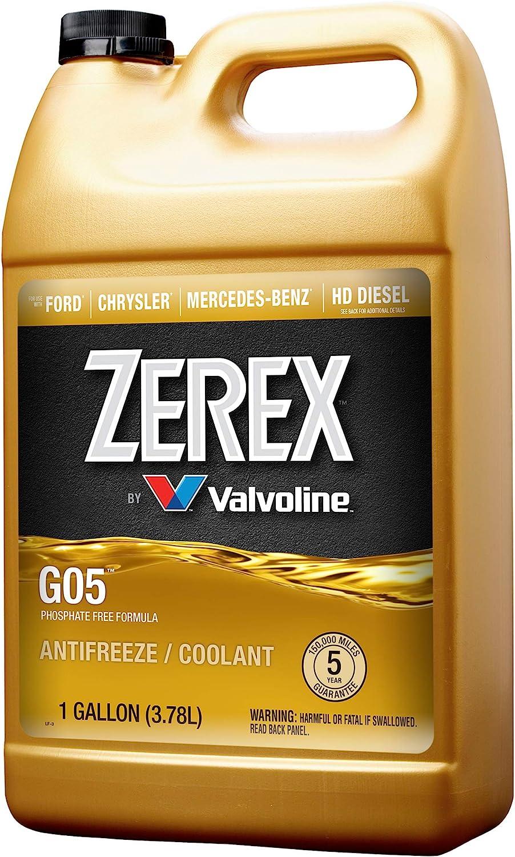 Zerex G05 Phosphate Free Antifreeze/Coolant