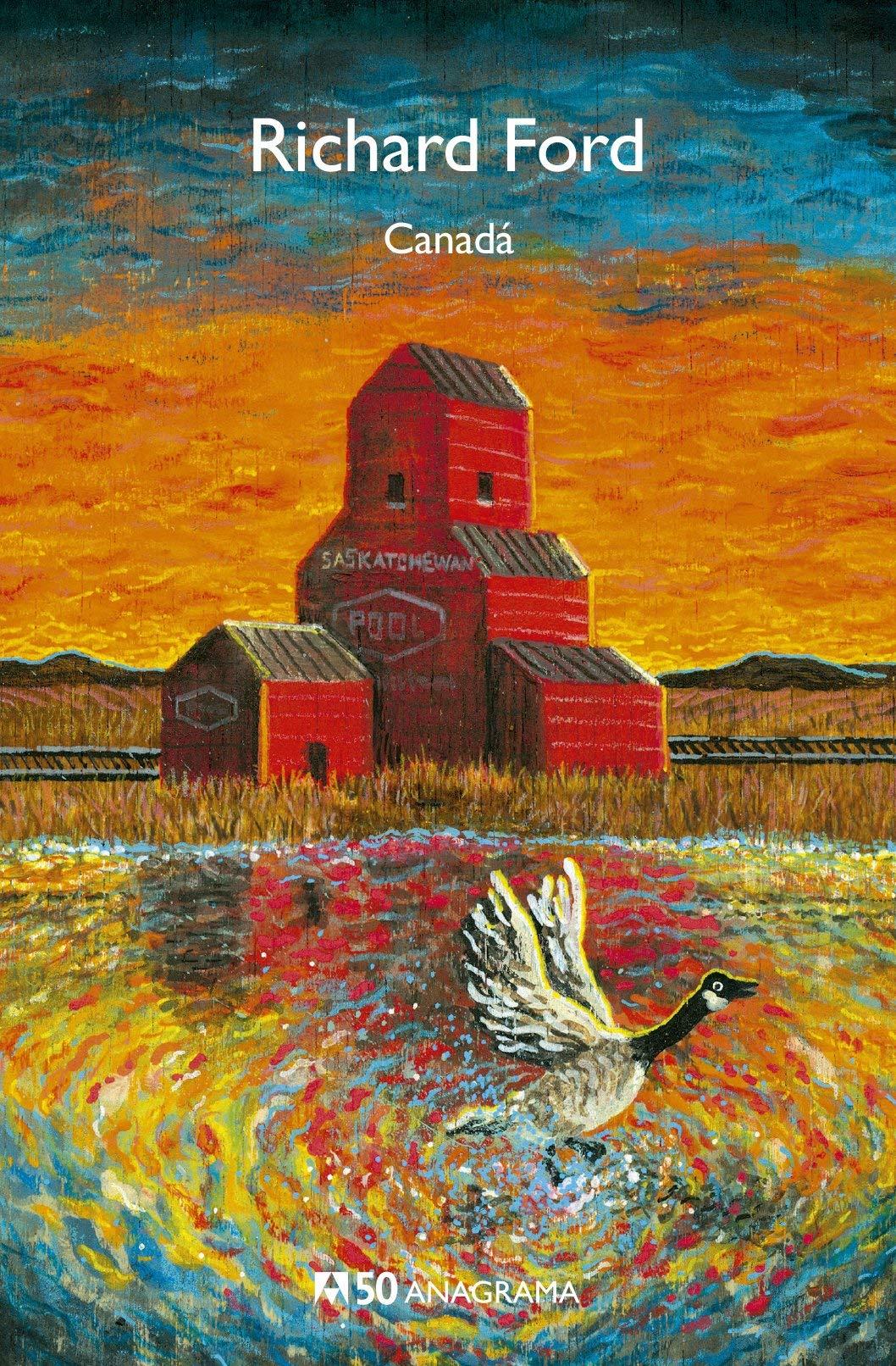 Canadá: 26 (Compactos 50): Amazon.es: Ford, Richard, Zulaika Goicoechea, Jesús: Libros