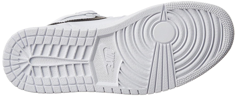 Nike Air Jordan 1 Baja En Blanco Y Negro Y Rojo 11 Od5ua29K
