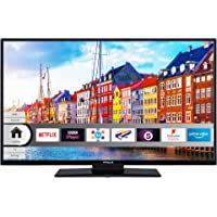 Finlux 32-FHD-5620 32 Inch Smart HD-Ready LED TV with Freeview Play, Black (2019 Model)