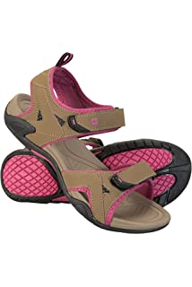 1c9f1a48f8e9 Mountain Warehouse Andros Women s Sandals - Textile Lining Summer Shoes