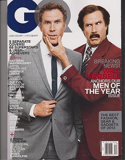 279a82d8980 Amazon.com   GQ Magazine DECEMBER 2013