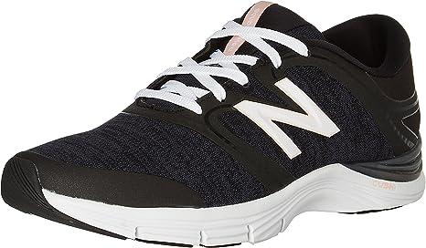 Zapatilla running mujer New Balance 711 -48099, Blanco-Negro, 36.5 ...