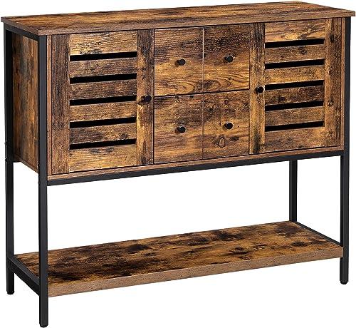 VASAGLE Lowell Storage Cabinet