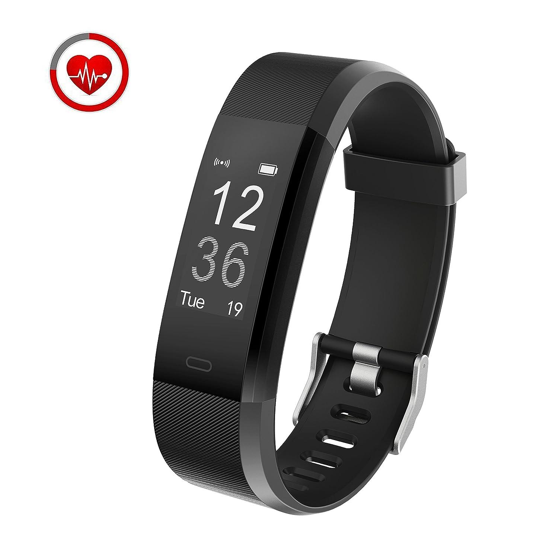 Fitness Tracker Con monitor de ritmo cardíaco Vigorun YG Plus Rastreador de
