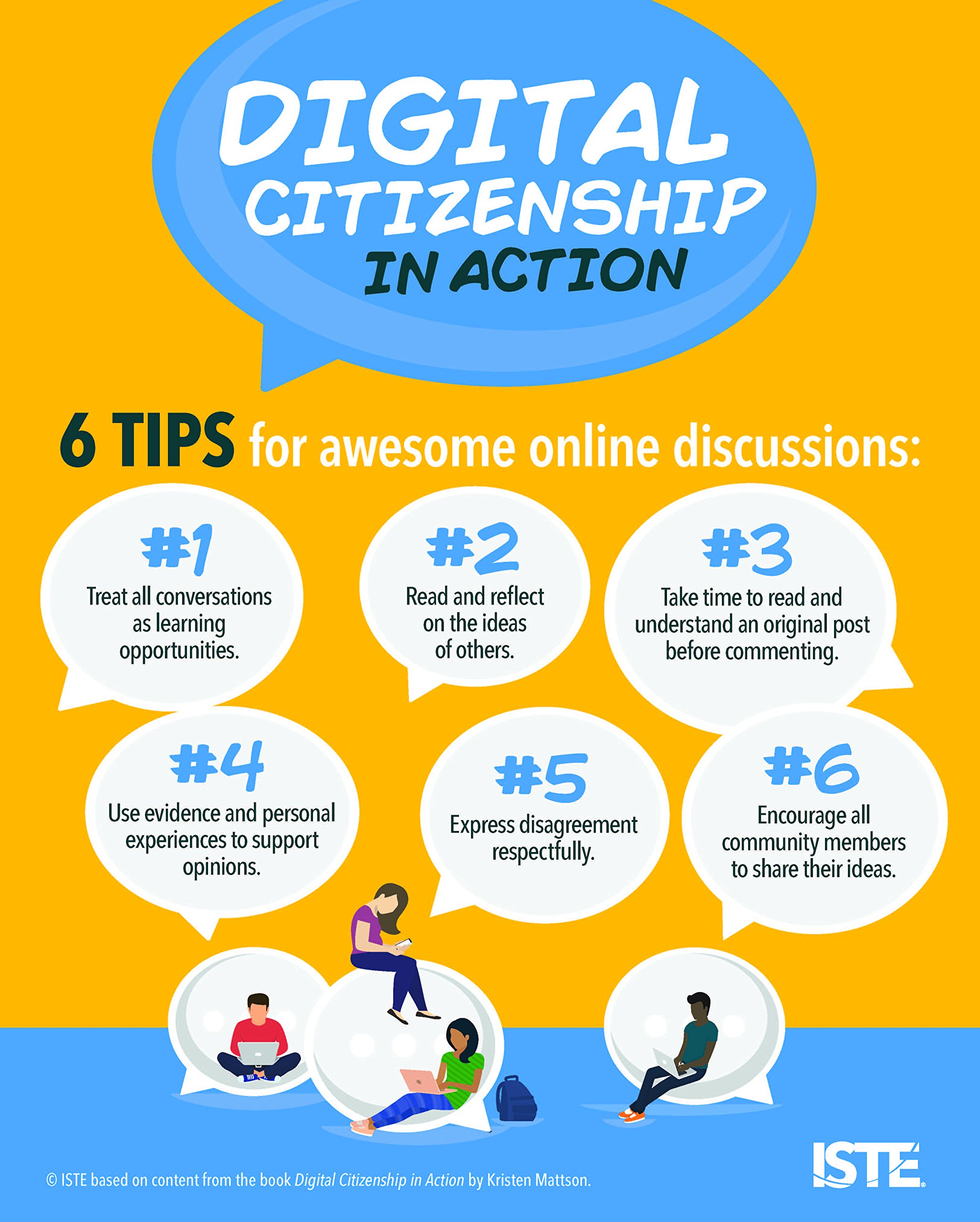 Image result for what is digital citizenship