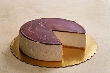 Amazon Com Captivating Cabernet 9 Inch Wine Infused Cheesecake Rh Dessert White