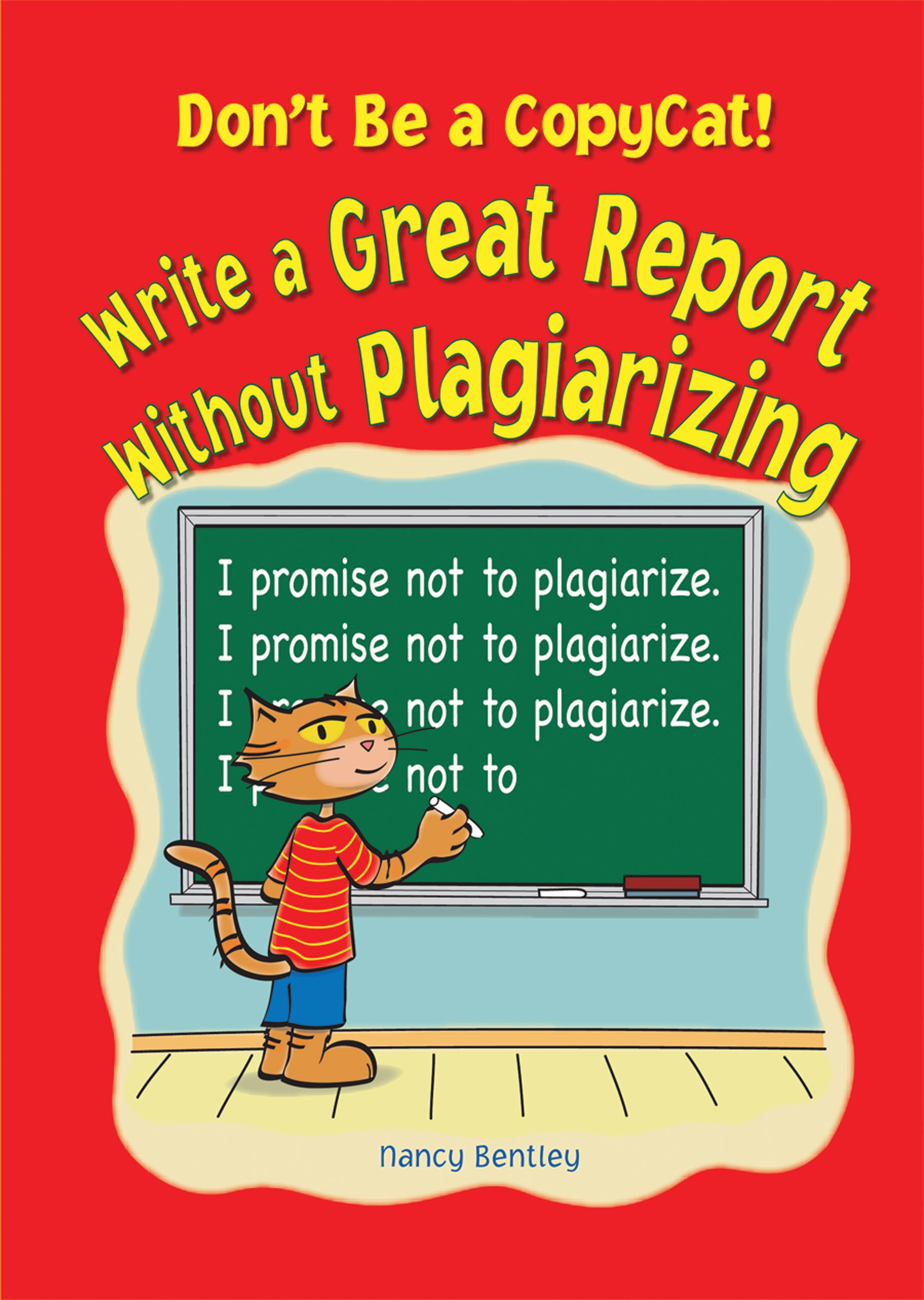 Read Online Don't Be a Copycat!: Write a Great Report Without Plagiarizing (Prime) pdf epub