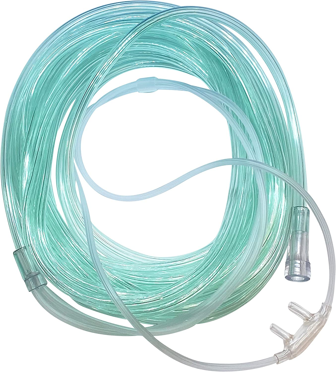 1-Pack Westmed #0589 Adult Comfort Soft Plus Cannula with 25' Kink Resistant Tubing