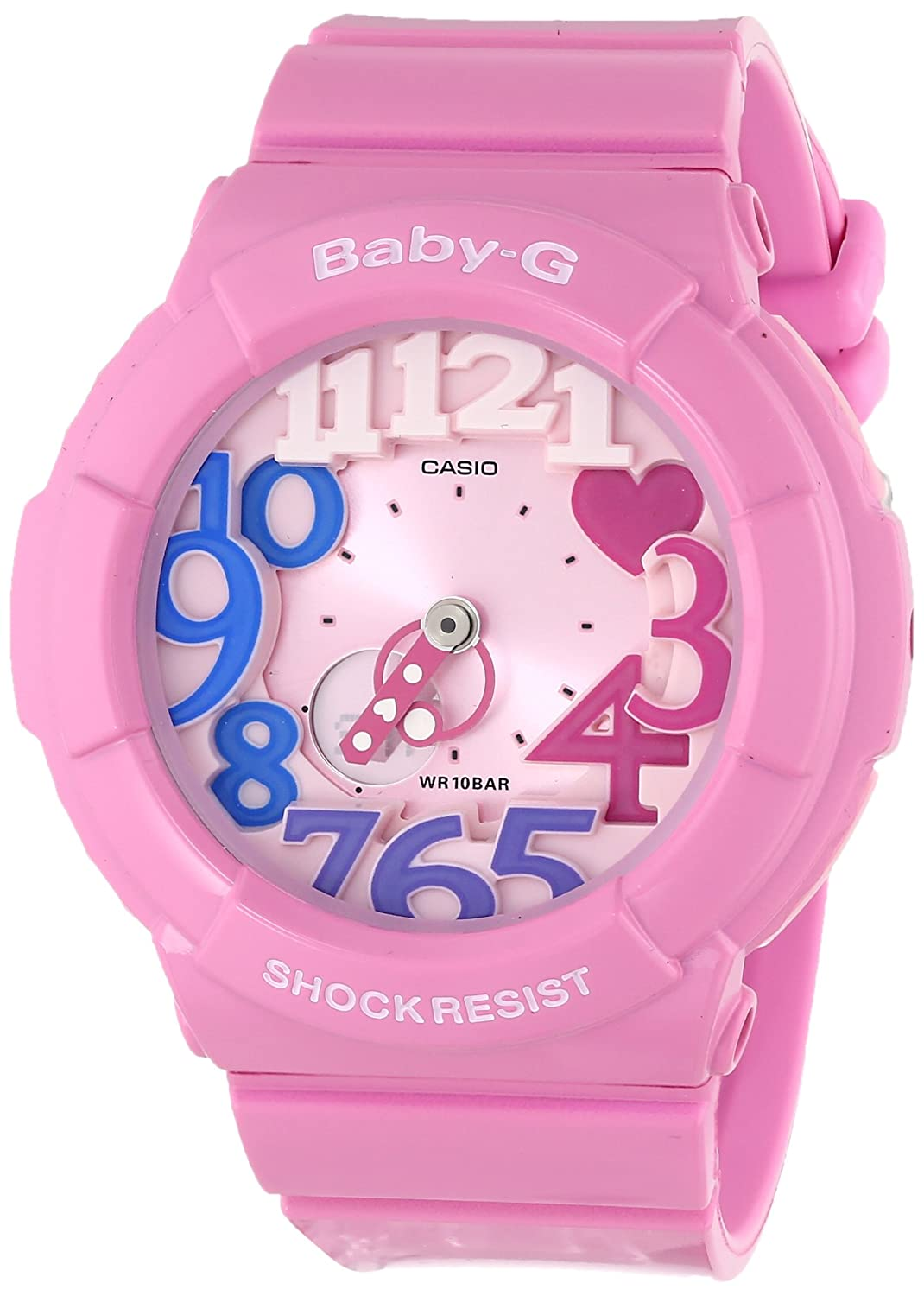f7b81744f58 Top 10 Casio Baby-G Shock Resistant Watches for Women 2016-2017 on ...