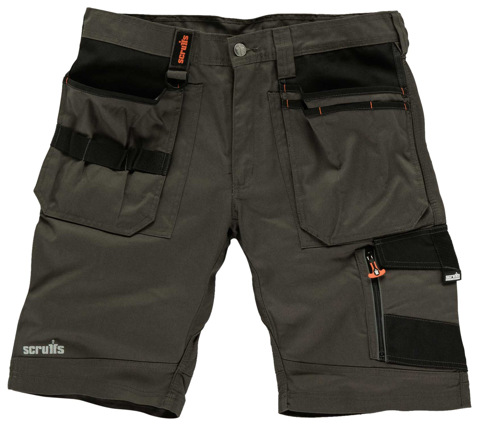 Manufcature Size:46 32W 32L Graphite Scruffs T519853D TradeLong Trousers