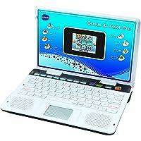 Vtech - 133845 - Ordinateur Pour Enfants - Genius Xl Color Pro Bilingue - Argent