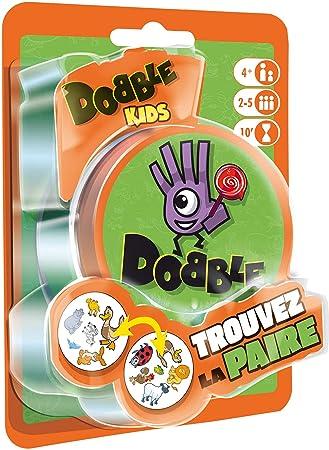 Asmodée - Dobble Kids Blister, doki02fr, Juego de salón ...