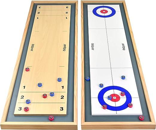 GoSports Tabletop Shuffleboard - Best Pick