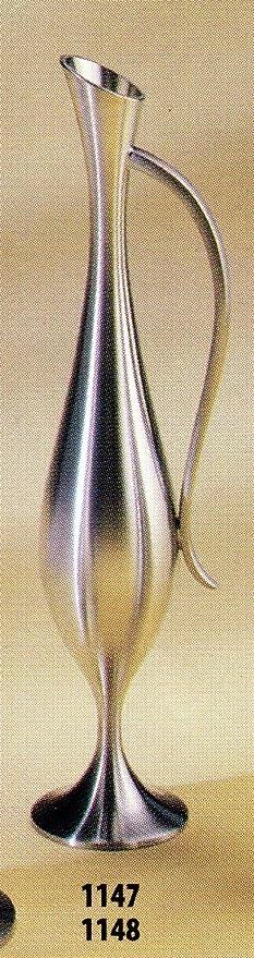 Amazon Pewter Bud Vase With Handle Satin Finish 6 Height Home