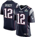 stitched patriots jersey