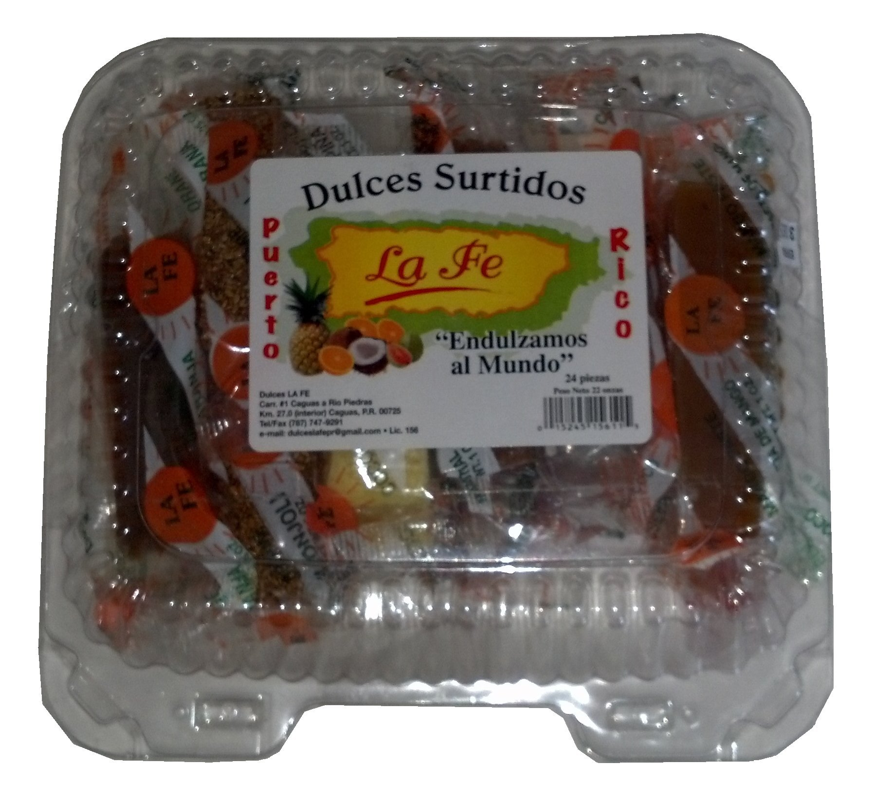 Amazon.com : Lollipop Puerto Rico Pilones : Grocery ...