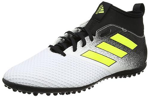 TG. 46 2/3 EU adidas Ace 74 TF Scarpe da Calcio Uomo Giallo Footwear White/