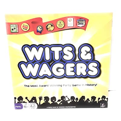 Wits & Wagers Deluxe: Toys & Games