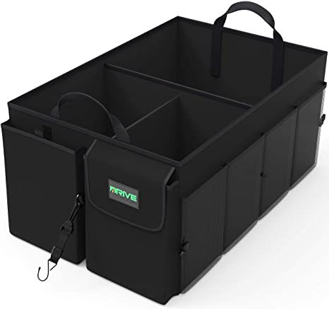 Amazon.com: Drive Auto Products Organizador para maletero de ...