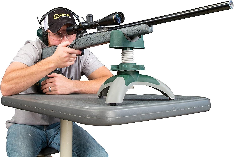 Caldwell Handliche Ablage NXT Einstellbare beidh/ändige Gewehre Pistole Handpistole Schie/ßst/ütze f/ür Outdoor Range