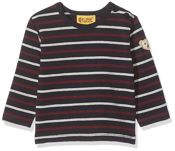 Steiff Jungen Poloshirt Langarm Langarmshirt