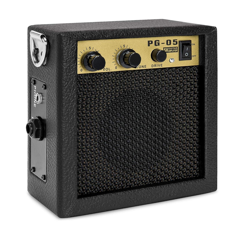 Best Choice Products 30in Kids 6-String Electric Guitar Beginner Starter Kit w// 5W Amplifier Strap Picks Strings Case Pink