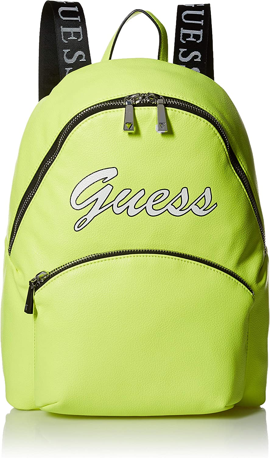 GUESS Skool's Out Neon Large Backpack