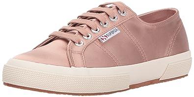 Superga Women's 2750 Satin Fashion Sneaker, Blush, ...