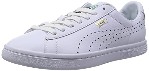 54b2397d4863 Puma Men s Court Star NM Leather Sneakers  Buy Online at Low Prices ...