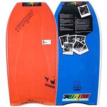 Turbo Jacob Romero libertad 6 PP 93,98 cm CT Bodyboard OR/WH/