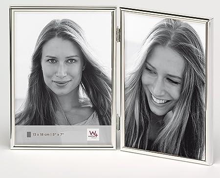 Hama Acrylique Cadre photo 9x13 cm portrait