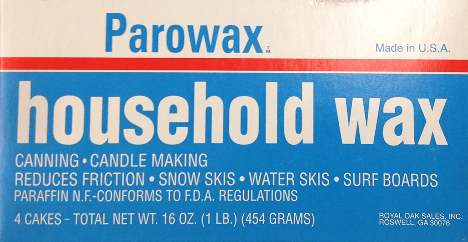 Parowax 24785-8 Household Wax - Pack of 6