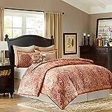 Amazon Com Harbor House Belcourt 4 Piece Comforter Set