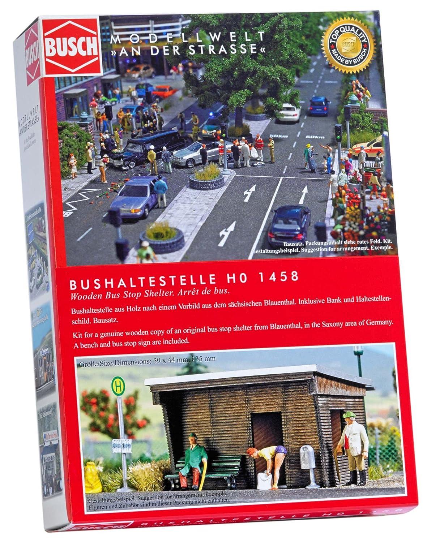 超大特価 Busch ブッシュ Busch B00NML81DM 1458 H0 1 ブッシュ/87 装飾パーツ B00NML81DM, ミエマチ:5f7d0988 --- a0267596.xsph.ru