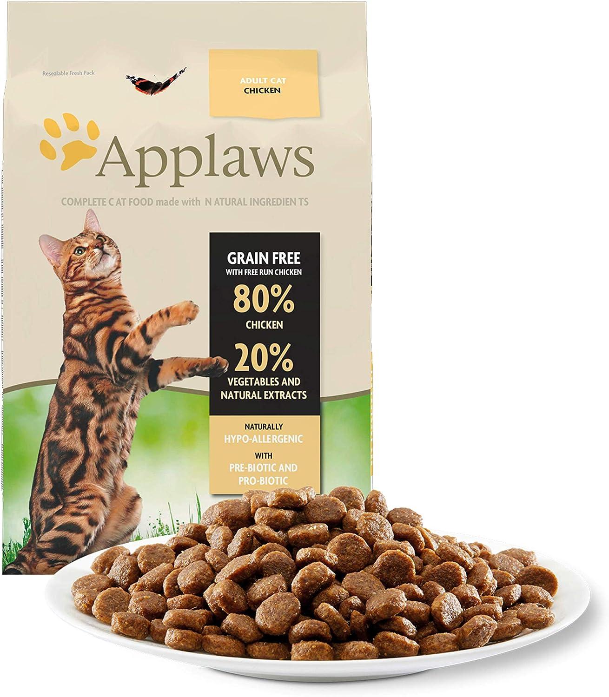 Applaws Comida Seca para Gatos Pollo (1 x 7,5 kg)