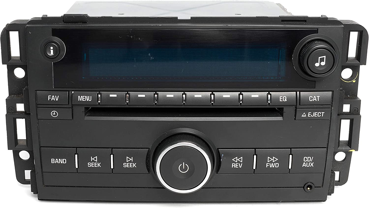1 Factory Radio AM FM Single Disc CD mp3 Player Compatible With Chevrolet 2006 Impala Monte Carlo 15870717 81tlAgBKiFLSL1500_