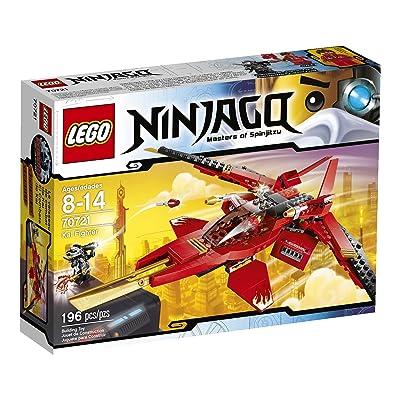 Lego Ninjago 70721 Kai Fighter Toy: Toys & Games
