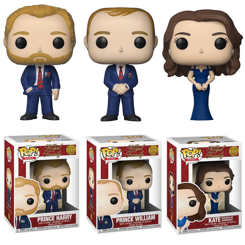 Funko Royal Family Series Collectors Set
