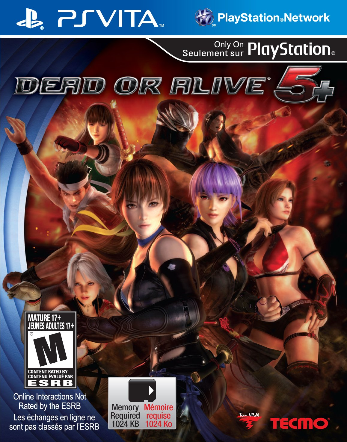Amazon Com Dead Or Alive 5 Plus Video Games