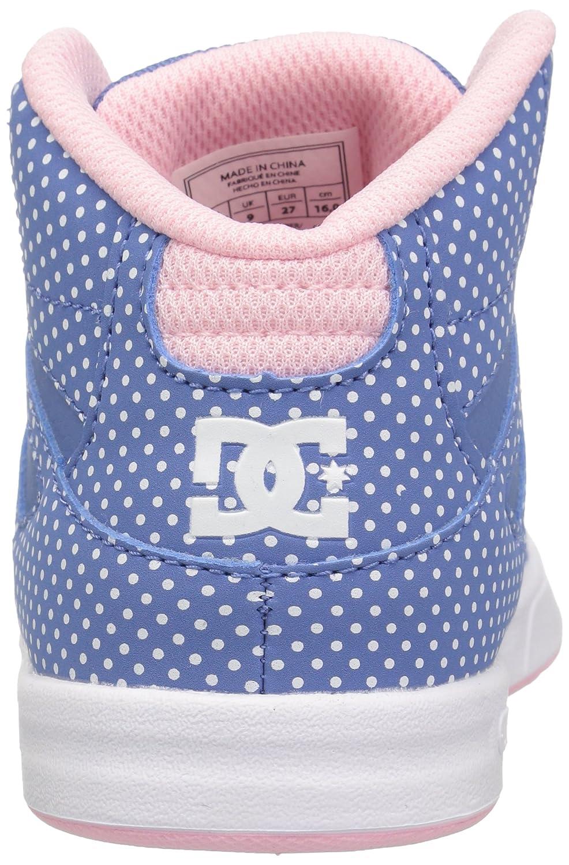 buy popular d63b8 b583a DC Youth Rebound Skate Shoes Estampado azul   blanco