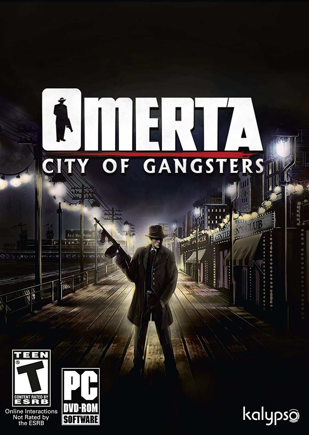 Image result for omerta, pc
