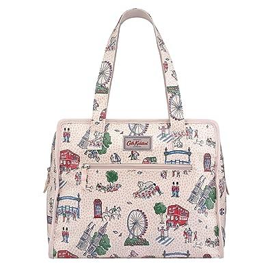 6a813dd9dd Cath Kidston Large Pandora Bag London Spots  Amazon.co.uk  Shoes   Bags