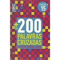 Mais de 200 Palavras Cruzadas 15