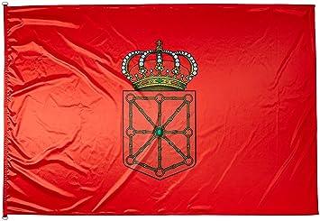 BPH Bandera de Navarra, 225x150x3 cm