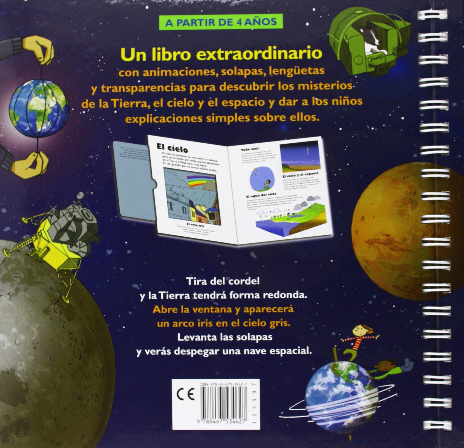 La tierra y el cielo Mis primeras enciplopedias temáticas: Amazon.de:  Pascale Hédelin, Laurent Richard, Teresa Tellechea Mora: Fremdsprachige  Bücher